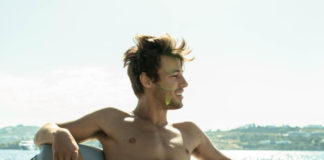 Cameron Dallas shirtless mykonos