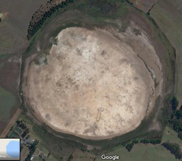 Google Maps penis australia