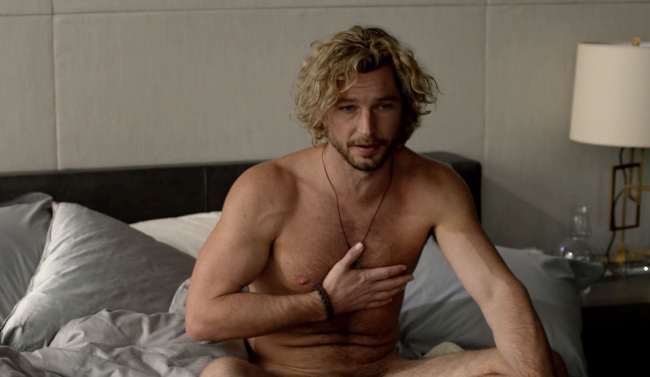 Jackson Davis naked vida
