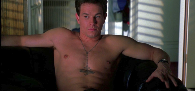 Mark Wahlberg shirtless the corruptor