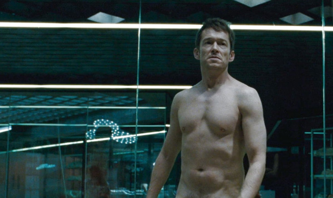 Simon Quarterman naked westworld