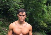 Pietro Boselli shirtless italy