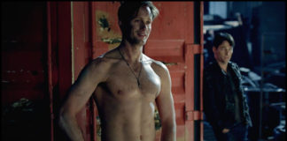 Alexander Skarsgard shirtless true blood
