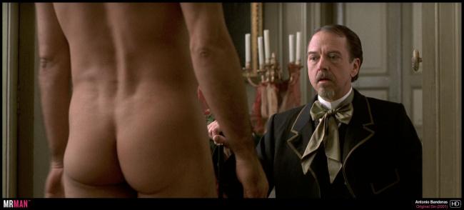 Antonio Banderas naked original sin
