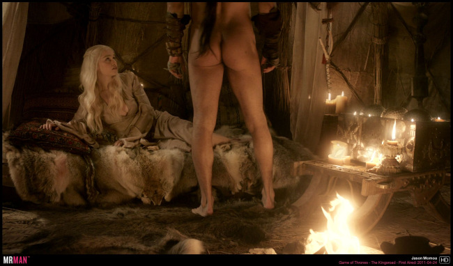 Jason Momoa naked game of thrones