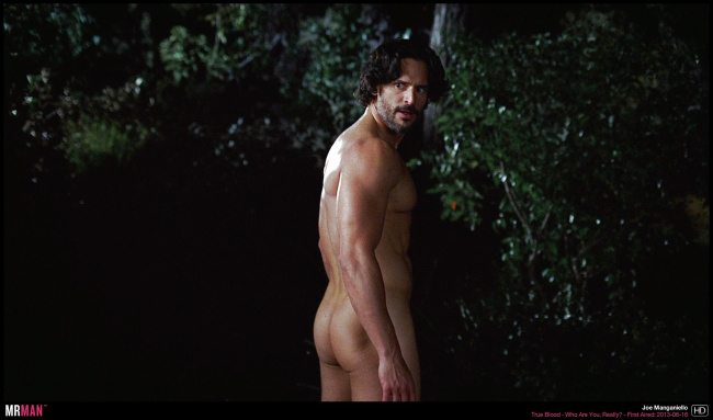 Joe manganiello naked true blood