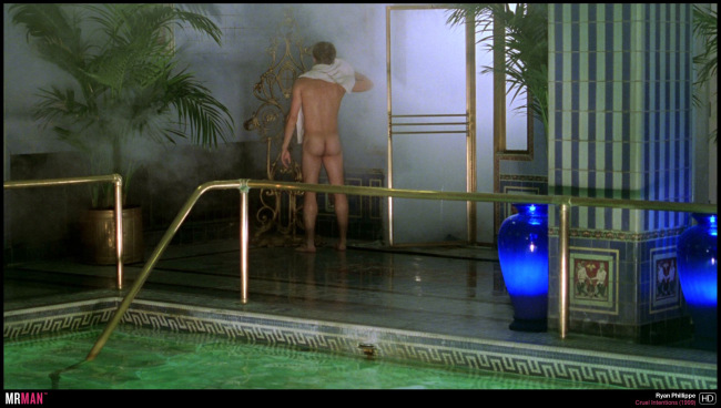 Ryan Phillippe naked cruel intentions