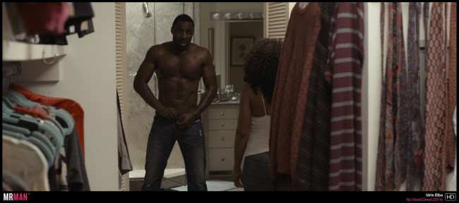 idris elba shirtless no good deed2