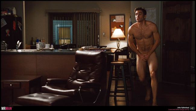 jake gyllenhaal naked front