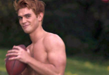 KJ Apa riverdale season 3