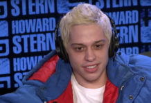 Pete Davidson on Howard Stern