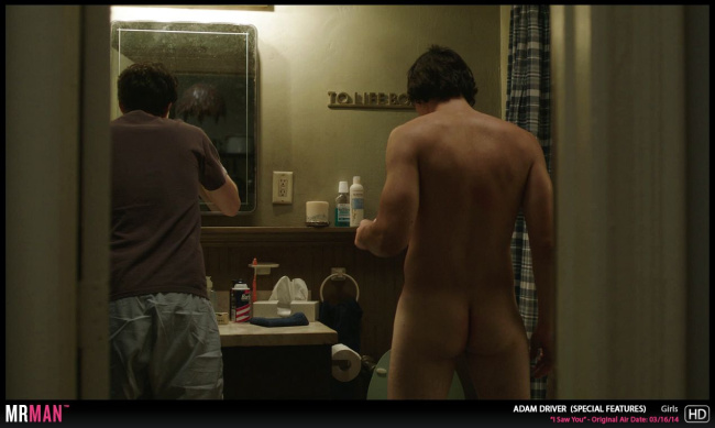 Adam Driver naked girls