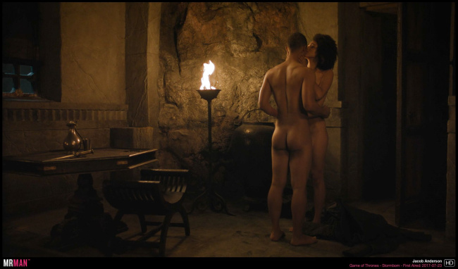 Jacob Anderson naked game of thrones