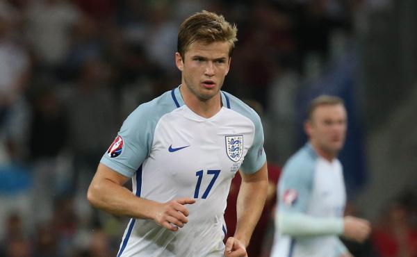 Eric Dier footballer