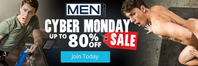 Men Cyber Monday Sale