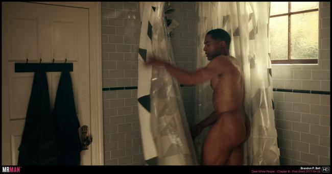 Brandon P Bell naked