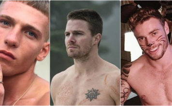 Celebrities who got naked in 2018
