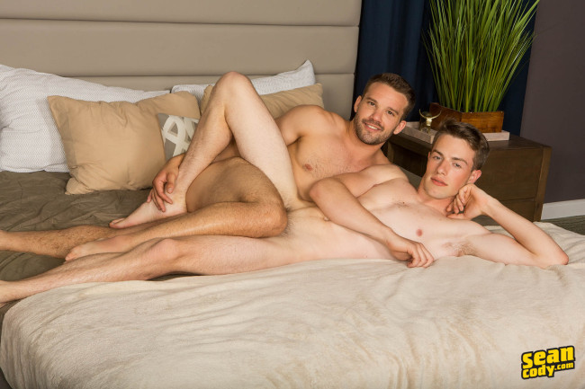 Jackson and Wagner sean cody