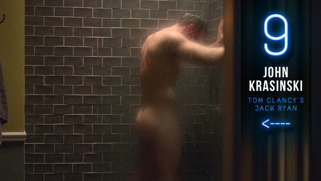 John Krasinski naked jack ryan