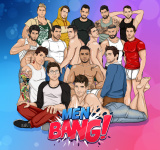 Men Bang gay dating sim