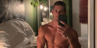 max emerson naked selfie