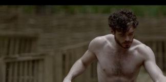Richard Madden shirtless