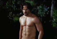Joe Manganiello shirtless true blood