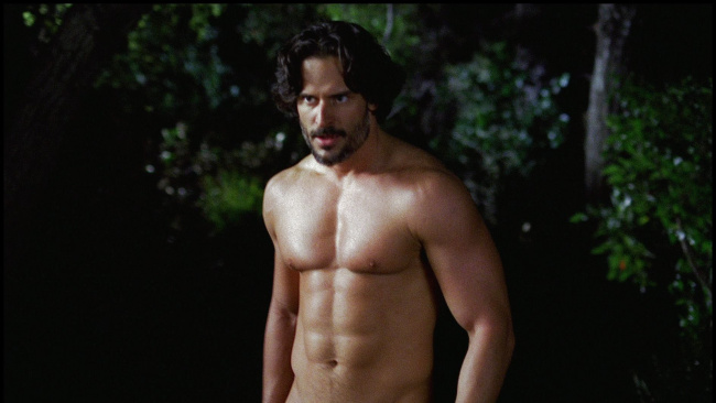 Joe Manganiello shirtless true blood