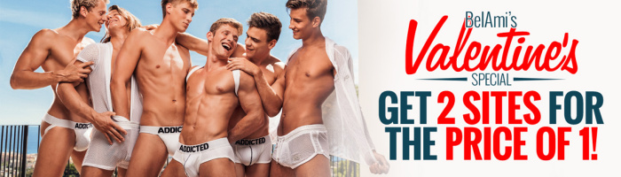 Belami deals Valentine's day 2020