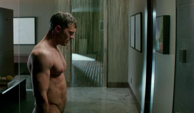 Jamie Dornan naked