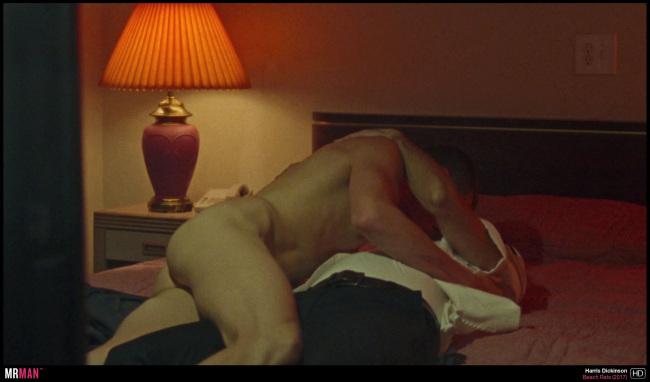 Harris Dickinson naked gay sex