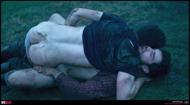 John O'Connor naked gods own country