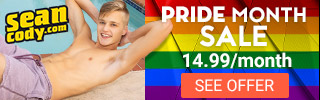 Sean Cody Pride Month header