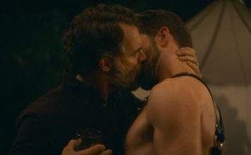 Murray Bartlett kiss tales of the city