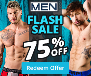 Men.com flash sale