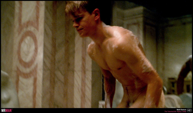 matt damon naked mr ripley