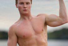 William Ryan Watson shirtless tenessee