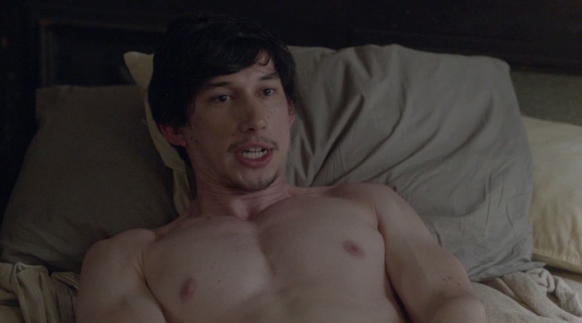 Adam Driver girls
