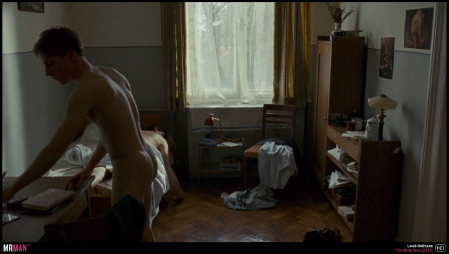 Louis hoffman naked the white crow