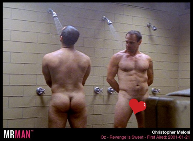 Chris Meloni naked censored oz