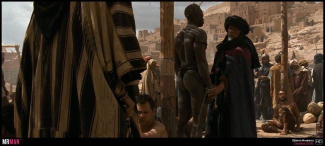 Djimon Hounsou gladiator naked