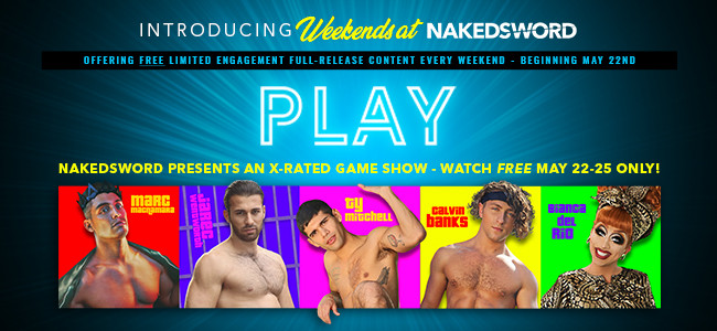 Naked Sword weekends