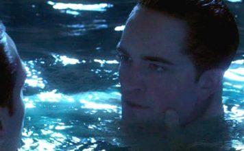 Robert Pattinson little ashes