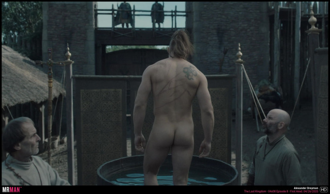 Alexander Dreymon naked the last kingdom
