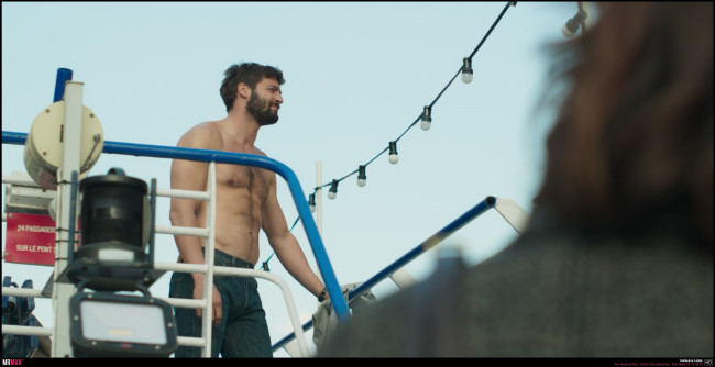 guillaume_labbe shirtless boat