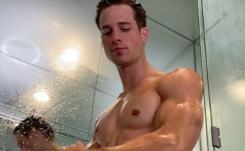 nick sandell shower