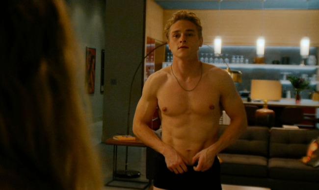 Ben Hardy underwear